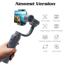 Phones 3 Axis Handheld Gimbal Stabilizer Smartphone Selfie Stick for iPhone 11 Pro Max Samsung Xiaomi Vlog Mobile Phone Gimbals
