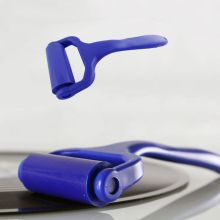 Многоразовый очиститель виниловых пластинок антистатический силиконовый чистящий ролик 95AF