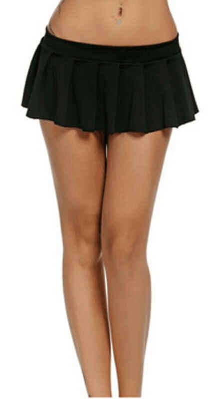 ファッション女性のスカート2020固体テニスハイウエストプレーンスケーターフレアプリーツショートミニホットスカート