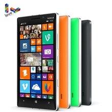 """Разблокированный телефон Nokia Lumia 930 мобильные телефоны """" 20MP камера LTE NFC четырехъядерный 32 ГБ rom 2 Гб ram Nokia L930 4G LTE смартфоны"""