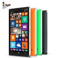 Original Unlocked Nokia Lumia 930 Mobile phones 5 20MP Camera LTE NFC Quad core 32GB ROM 2GB RAM Nokia L930 4G LTE Smartphones