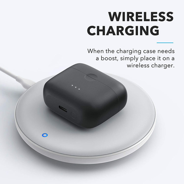Anker Soundcore Liberty Air 2 TWS Bluetooth Earphones with 4 Mics Wireless Charging 6