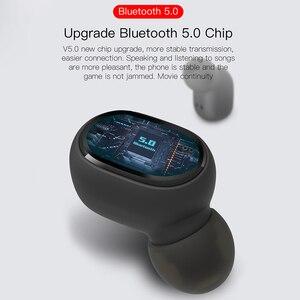 Image 4 - TWS Bluetooth 5.0 Auricolari Wirless Cuffie PK Redmi Airdots Auricolare Display A LED di Tocco di Controllo Auricolare Con Il Mic Per Xiaomi