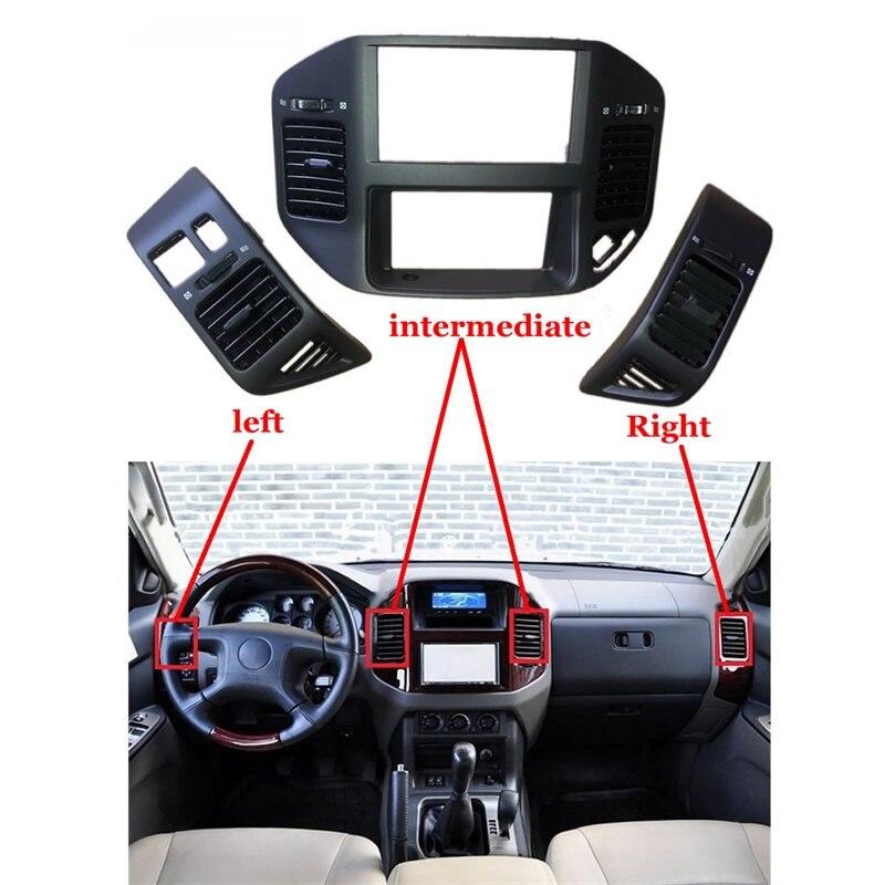 Prise de courant alternatif pour tableau de bord de voiture pour Mitsubishi Pajero V73 V75 V77