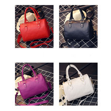 Fashion Female Shoulder Bag PU Leather women handbag  Messenger Crossbody Bags Women New For