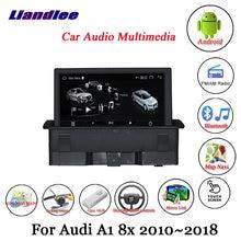 Автомобильная Мультимедийная система android для audi a1 8x