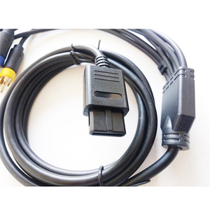 Image 2 - Multifunctional RGB/RGBS Cable for SFC N64 NGC Composite Cable Cord for SFC N64 NGC Game Console Accessories