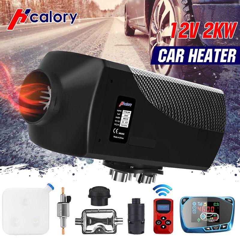 12V 2KW Diesel Car Air Heater