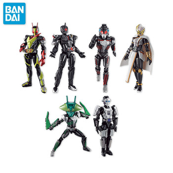 Bandai Kamen Rider 01 Assemble Action Figure 9th Ark 02 Tsukuyomi Humagear Educational Children's Toys Birthday Gift image