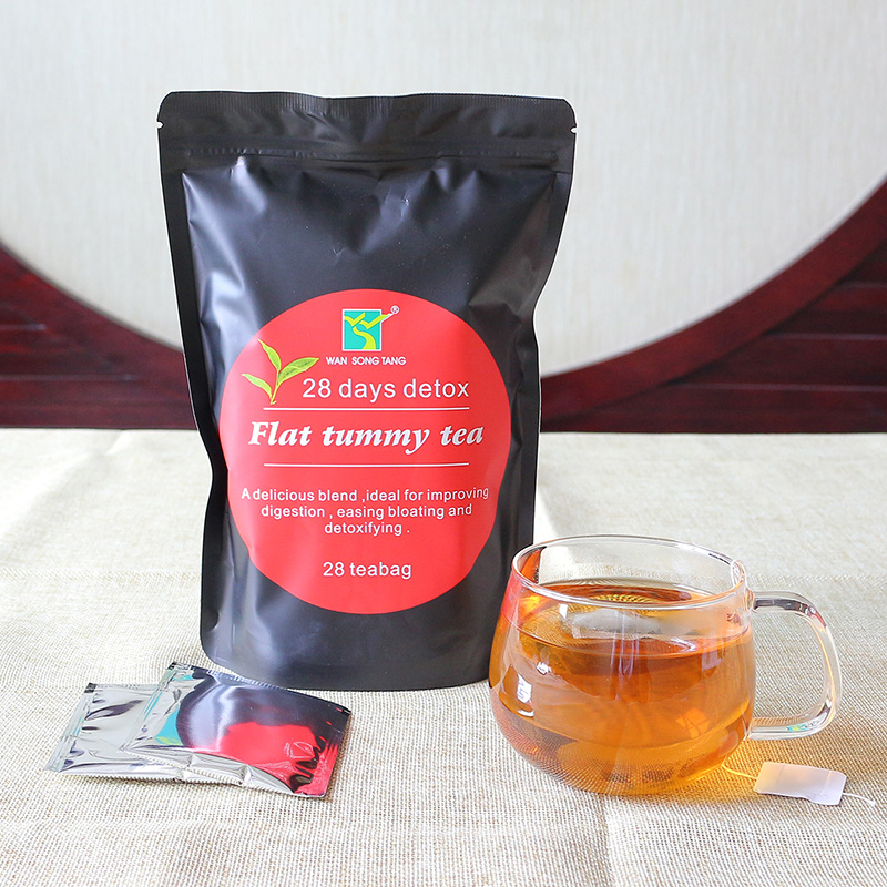 Slimming Tea 28 Days Detox Chinese Health Diet Weight Loss Tea Slimming Aid Burn Fat Thin Belly Prett Scented Tea Dropshipping