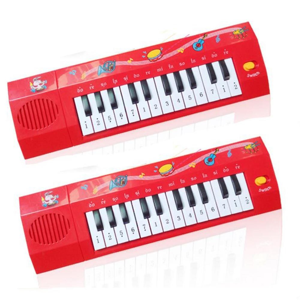 Children Basic Musical Instrument Electronic Piano Educational Keyboard Toy Gift