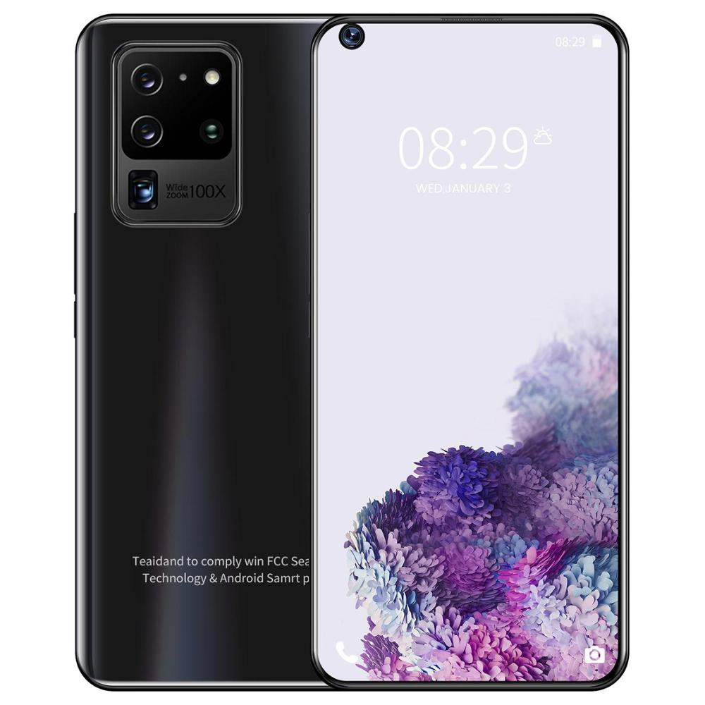 S30U Pro 8-core 256 GB 7.2'' Global Version Mobile Phone Cellphone 4800mAh 2000MP MTK Smartphone Dual SIM 4G mobile phones