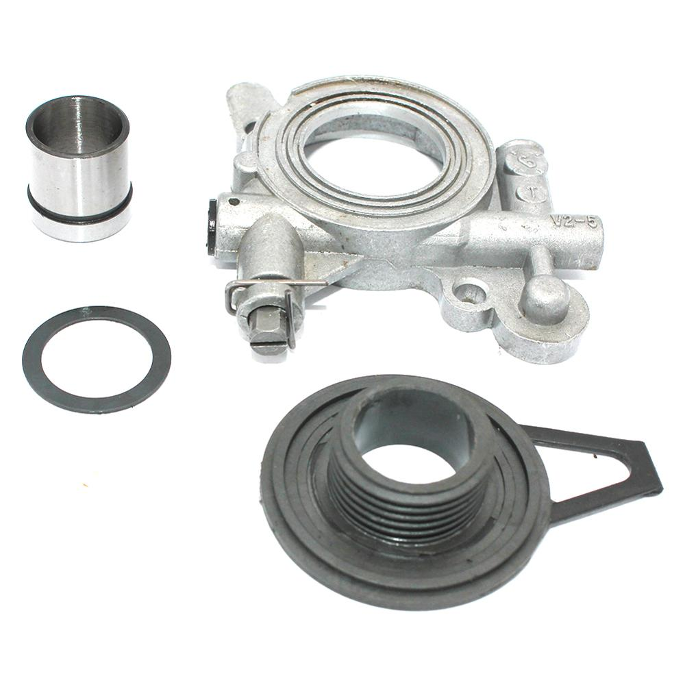 Oil Pump Kit For Jonsered 2063 2065 2071 2071W 2163 2165 2171 CS2163 CS2165 CS2171 CS2172 CS2186 CS2188 PN 503521305 503521304