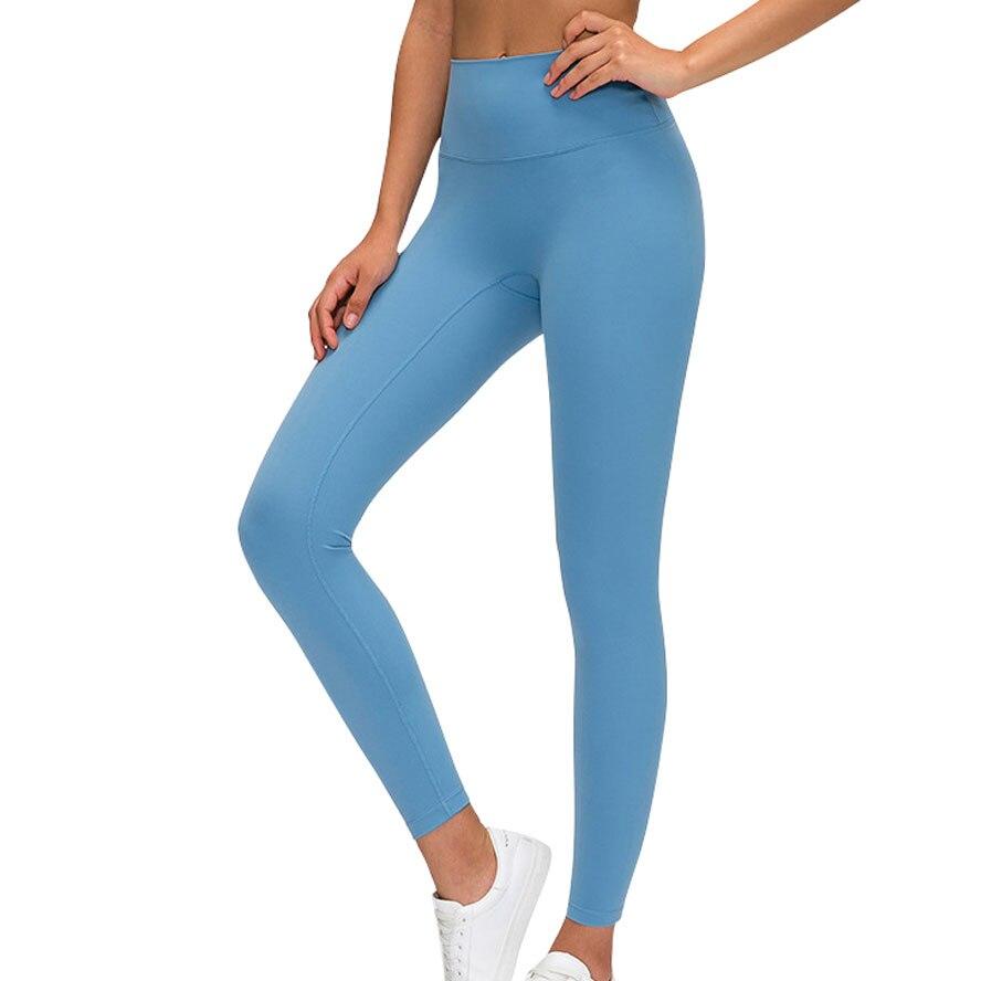 Women Super Soft Power Flex Slimming Flexible Exercise Workout Pants