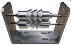 آلة قناع أجزاء قابلة للطي ورقة الأسطوانة حجر الأسطوانة مجموعة كاملة آلة قناع الملحقات