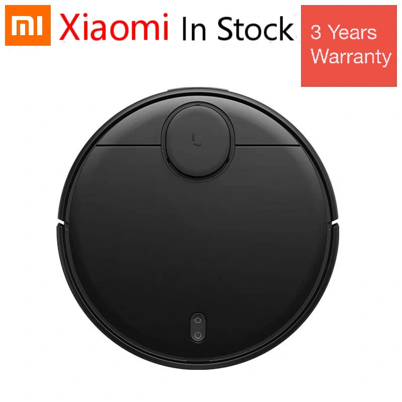 Xioami Mijia Sweeping Mopping Robot Vacuum Cleaner STYJ02YM 360 Degrees Laser Scanning LDS Radar Ranging APP Control For Home