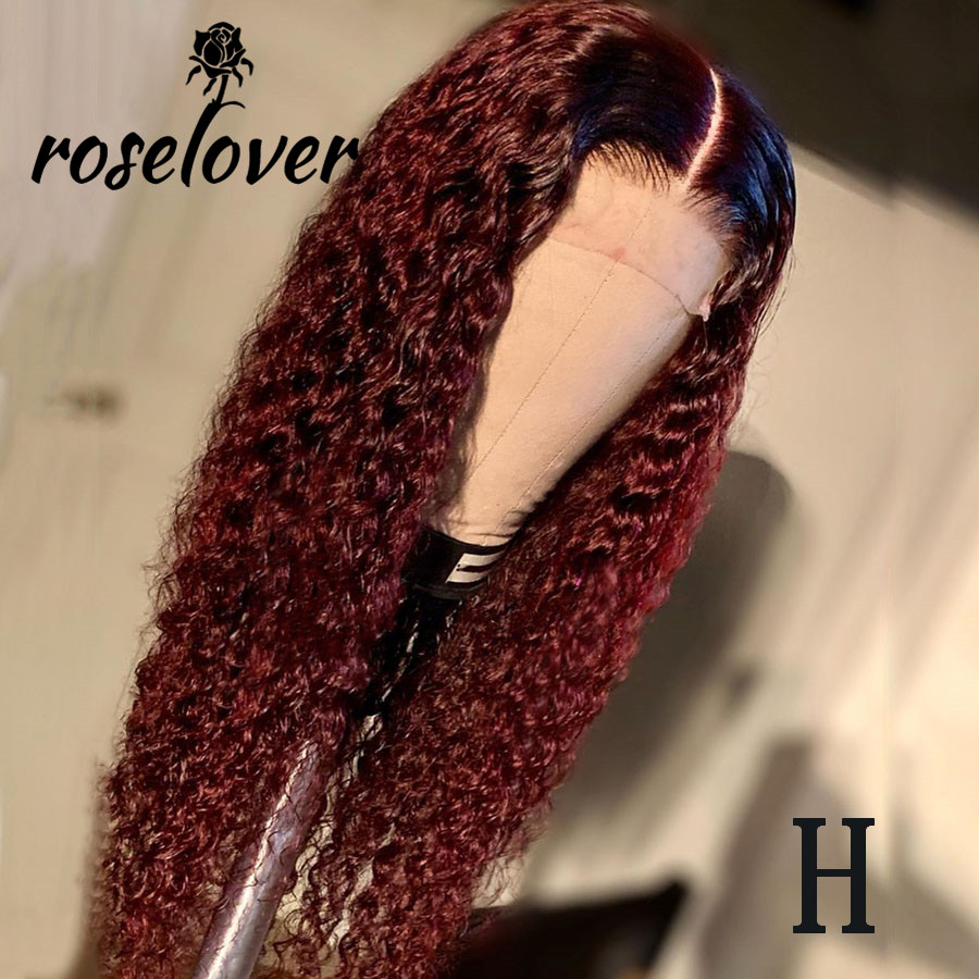 """Roselover 13*6 Lace Front Human Hair 8""""-24"""