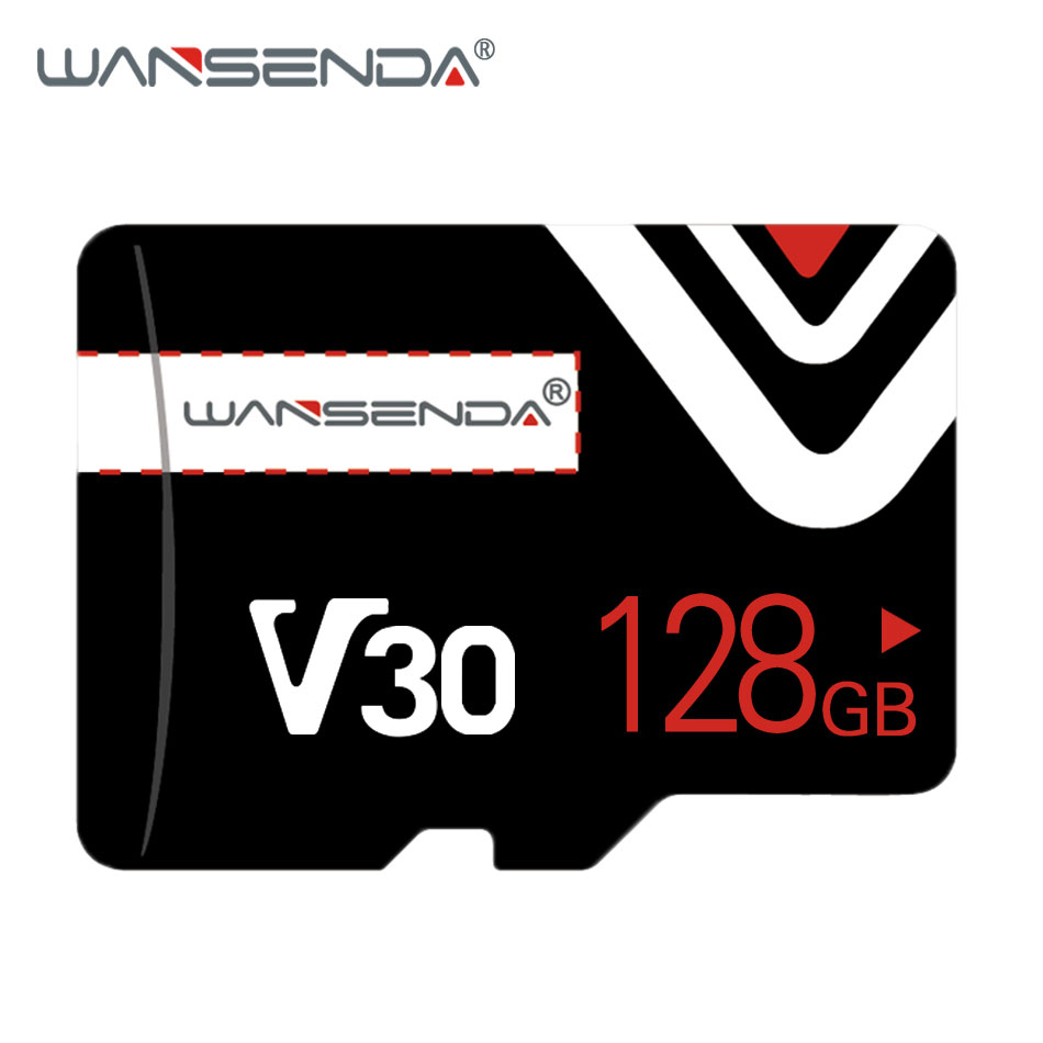 Original WANSENDA Microsd Card Class 10 TF Card 16GB 32GB 64GB 128GB Memory Card External Storage For Smartphone And Table PC