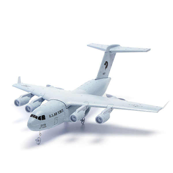 Goolsky C-17 2.4GHz 2CH 373mm Wingspan RC Airplane Transport Aircraft EPP with Gyro RTF
