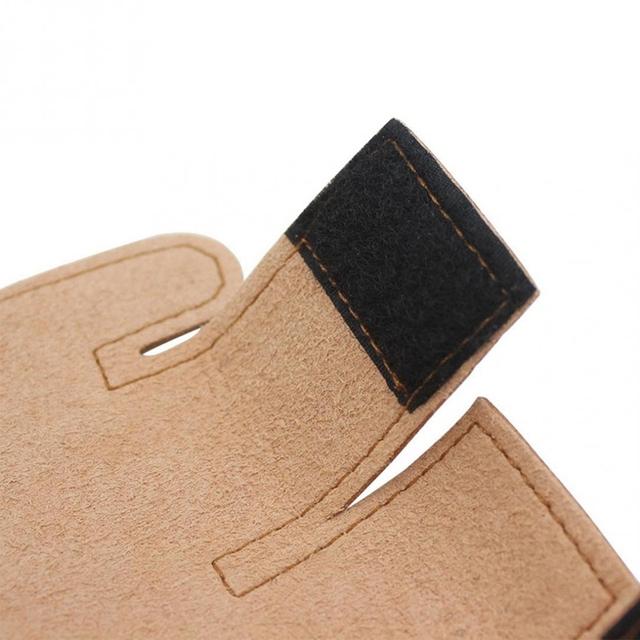 Miękka skóra syntetyczna profesjonalna trąbka pokrowiec ochronny akcesoria do trąbek