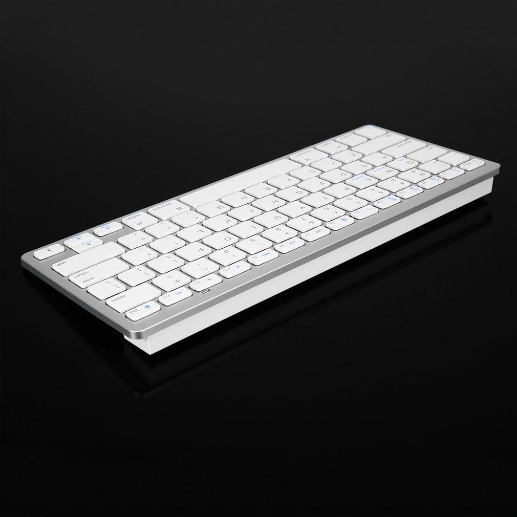 Wireless Bluetooth Keyboard Hot Sale For Air ipad Mini Mac Computer PC Macbook-1