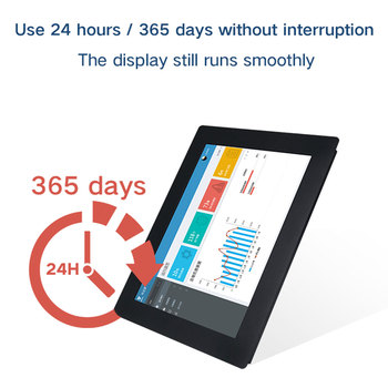10.1 12.1 15 17 19 inch oem odm i5 i7 All in one Touch Screen Rugged LCD Industrial Panel pc