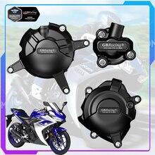 Custodia protettiva coperchio motore moto per case GB Racing per YAMAHA R3 R25 MT03 R125 2014 2015 2016 2017 2018 2019 2020 2021