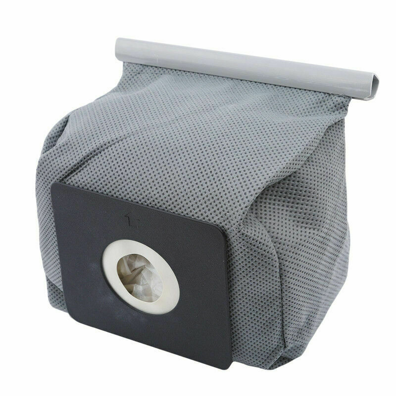 New Arrival Gray Universal Cloth Bag Washable Reusable Vacuum Cleaner Dust Bag Multifunction Vacuum Cleaner Garbage Bag