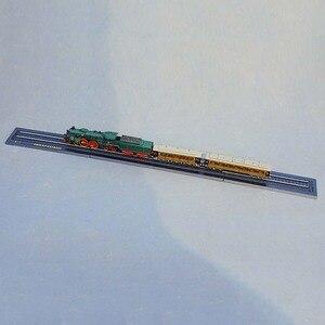 1/220 atlas 1 # классический паровой поезд карманная модель набор Z Тип Ориент-Экспресс Модель Коллекция украшения