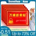 Только $0,51 китайский платырь от боли облегчение боли в суставах патч поясничного отдела позвоночника мышц спины шеи и плеч Тела Медицинский...