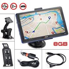 XGODY 886 7'' Truck Car GPS Navigation 256M+8GB Capacitive S