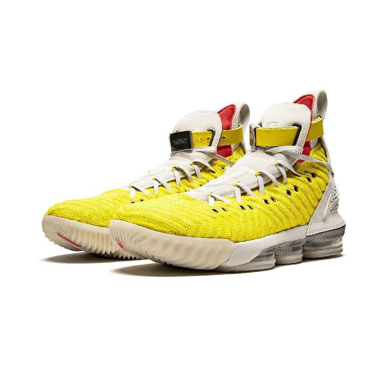 Nike Lebron 16 Four Horsemen Original New Arrival Men Basketball Shoes Comfortable Breathable Sports Sneakers #CI1144-700 2