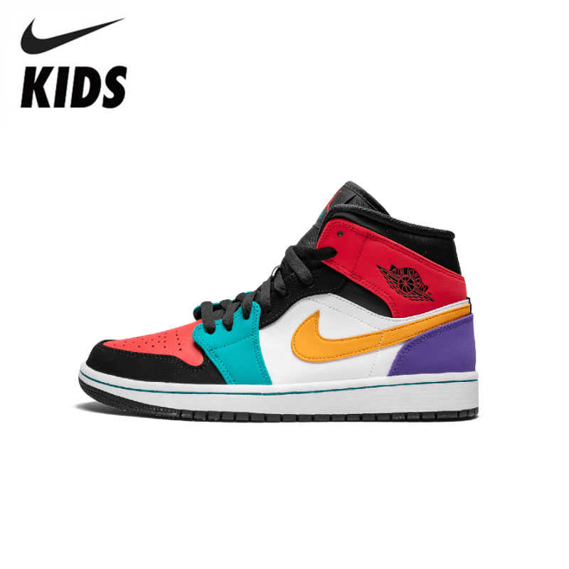 shopping casual shoes best loved Nike Air Jordan 1 Original New Arrival Kids Basketball Shoes ...