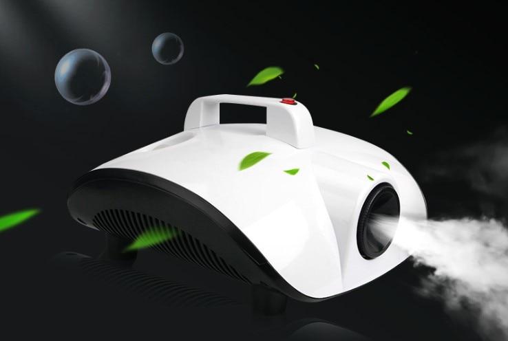 220V Car Atomization And Disinfection Machine Car Deodorization Sterilization To Formaldehyde Atomizer