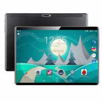 10 pollici compresse 6GB di RAM 128GB di ROM Gaming Tablet Octa Core 8MP 1920x1200 a Schermo Intero Dual 2.5D Vetro WIFI 3G 4G LTE FDD Telefono Pad