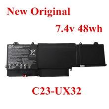 цена на New Original Laptop replacement Li-ion Battery for Asus UX32VD UX32A U38N U38DT UX32V C23-UX32 7.4v 48Wh