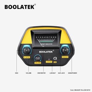 Image 5 - BOOLATEK HOT SALE Underground Metal Detector MD 4030P Gold Detectors MD4030 Treasure Hunter Circuit Metales