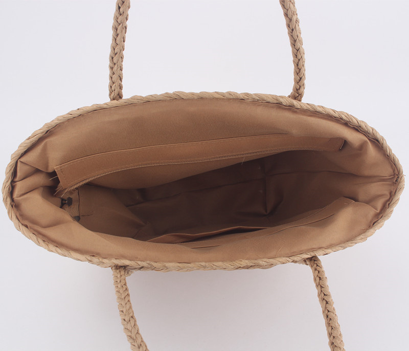 Beautiful Straw Travel Bag for Summer 2021