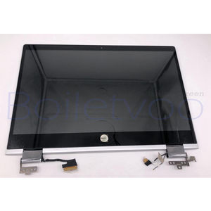 L20552-001 Per HP PAVILION x360 14-cd0008la 14-cd0009la 14-cd0014la 14-CD 14M-CD HD LCD DISPLAY A LED DELLO SCHERMO di TOCCO di Tutta La cerniera-up