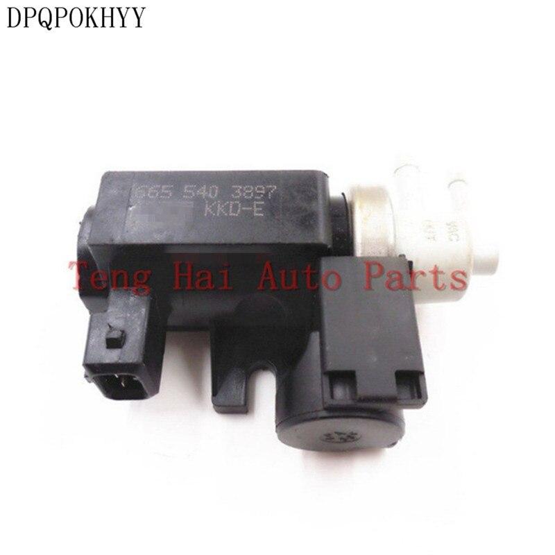 Детали вакуумного модулятора DPQPOKHYY Oem для Ssangyong Rexton Kyron Stavic Actyon (Sports) 6655403897