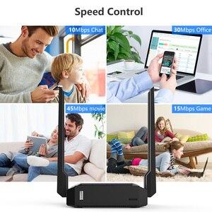 Image 5 - WE3826 Omni II firmware Senza Fili WiFi Router per USB 3G 4G modem omni 2 4 antenne 300Mbps 4 Anttenas Inglese Firmware