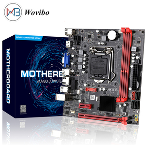 B75 Motherboard LGA 1155 Dual channel 16G DDR3 Memory SATA III USB 3.0 Computer Mainboard for Intel LGA1155 I3 I5 I7 Xeon