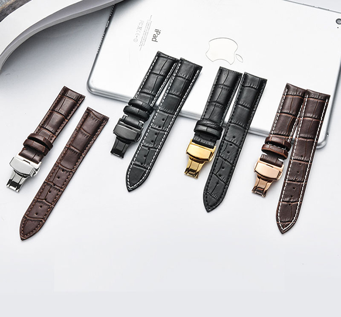 huawei watch gt 2 strap for huawei watch gt2 42mm <font><b>46mm</b></font> cow lether watchband 22mm watch band <font><b>samsung</b></font> gear s3 frontier <font><b>46mm</b></font> image