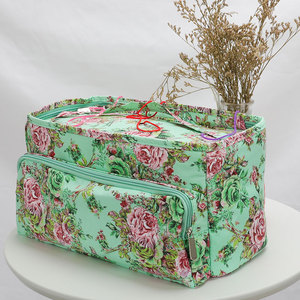 Image 5 - Looen 11 Styles Yarn Knitting Bag For DIY Needle Arts Craft Holder Tote Organizer Storage Crochet Bag Empty Square Storage Bag