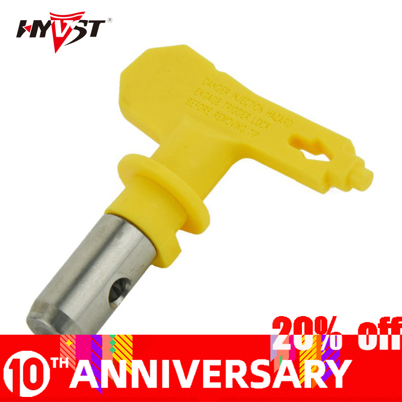 Aftermarket 4 Series Spray Piant Gun Tips 411/413/415/417/419/421/425 Airless Nozzle TIPS Sorts Of Series Parts Spray Gun Tips