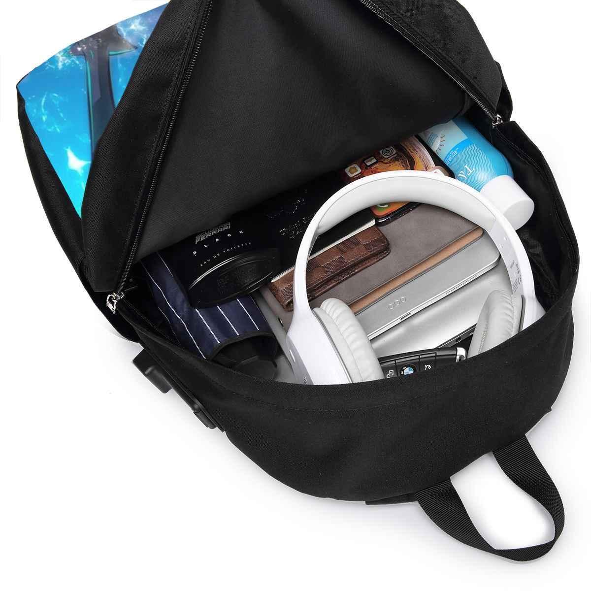 Pokemon Greninjaกระเป๋าเป้สะพายหลังPokemon Greninjaกระเป๋าเป้สะพายหลังวัยรุ่นกีฬายอดนิยมพิมพ์คุณภาพสูงกระเป๋า