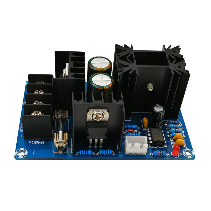 Promotion  Dc Motor Speed Regulator 12V 24V 36V For High Power Drive Module Pwm Motor Speed Controller 20A Current Regulator|AC/DC Adapters| |  -