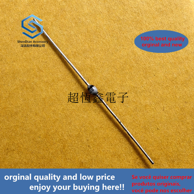 10pcs 100% Orginal New Best Qualtiy BZT03C68 3W 68V Glass Passivated Zener Diode Real Photo