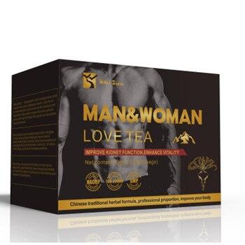 Sex Tea Improve Sexual Function Male Prescription Herbal Bag for Men Enhancer Help Make Good Love penis enlargement