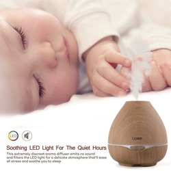 300ML PP + ABS Aromatherapy Machine Fragrance Machine Ultrasonic Humidifier Essential Oil Energy-saving Portable